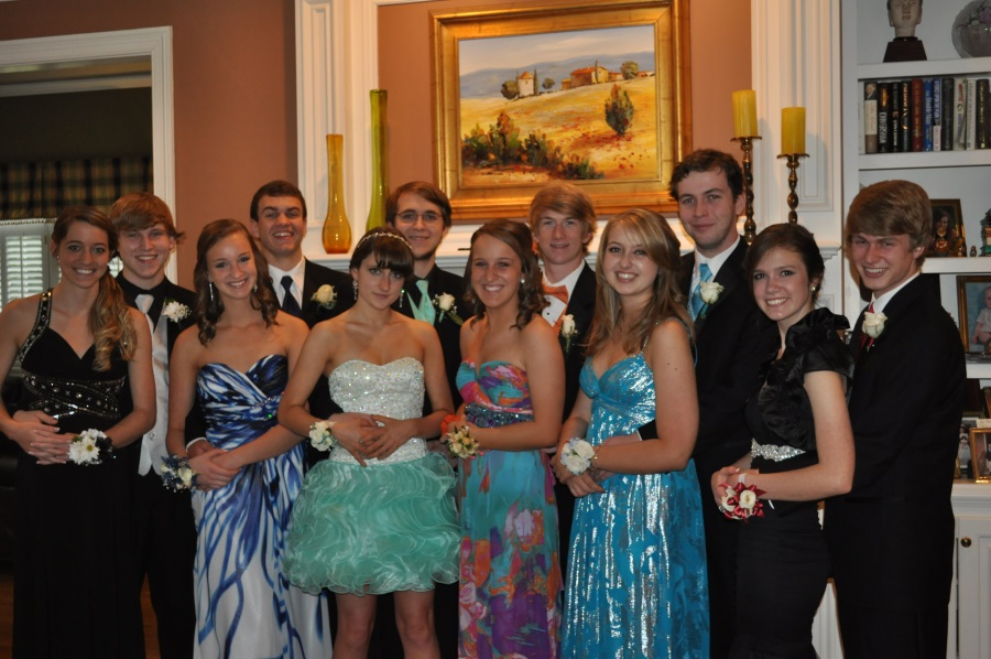 prom-picture